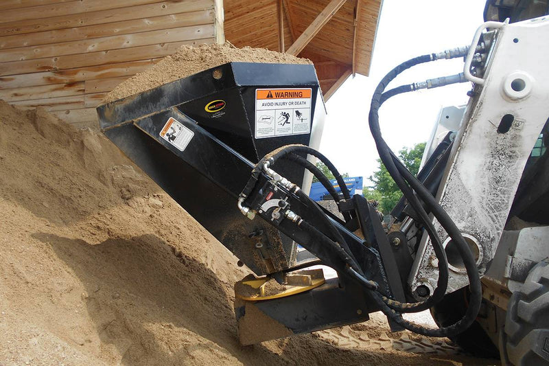 Power Spreader Salt, Sand and Fertilizer Spreader