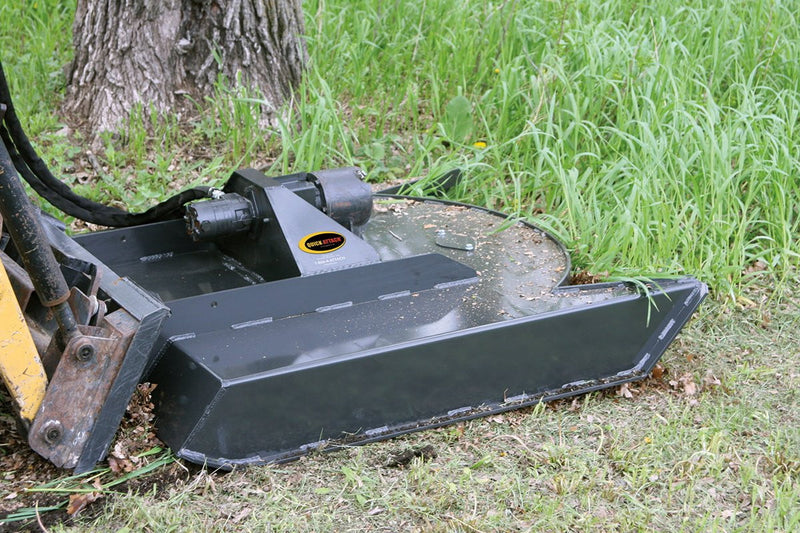 Brush Buster Mini - Industrial Mini Rotary Brush Mower