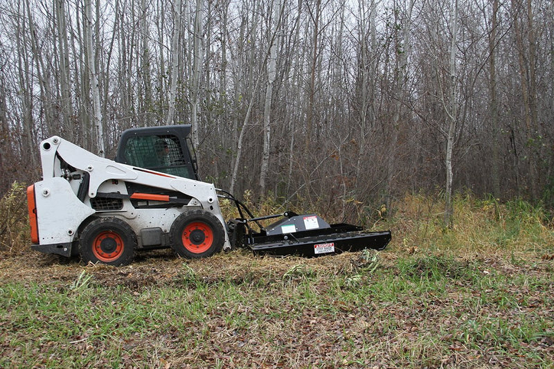 Brush Buster - Industrial Standard Flow Rotary Brush Mower-Starting @ $263/Month