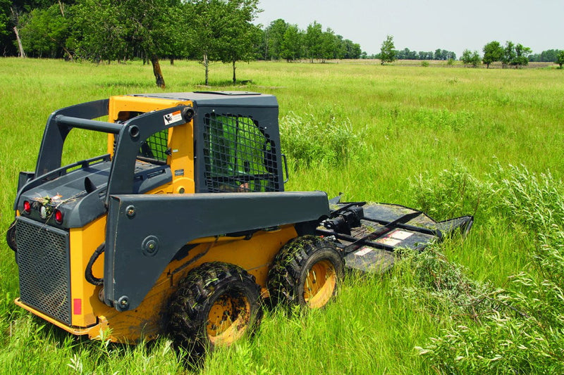 EZ Mow - Commercial Standard Flow Brush Mower-Starting @ $195/Month