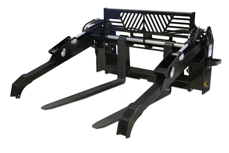 Quick Lift-n-Carry Pipe Grapple Forks-Starting @ $192/Month