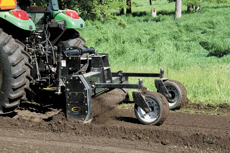 Quick Power Scape 3-Point PTO Soil Conditioner