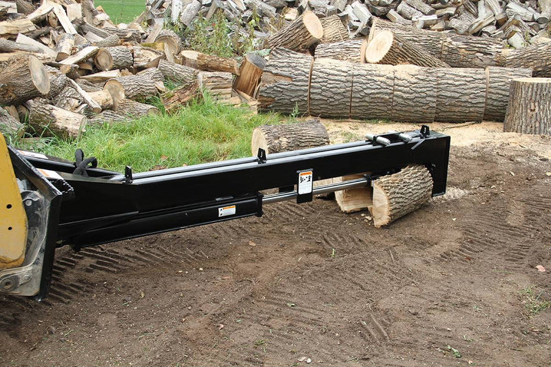 Quick Split Inverted Log Splitter