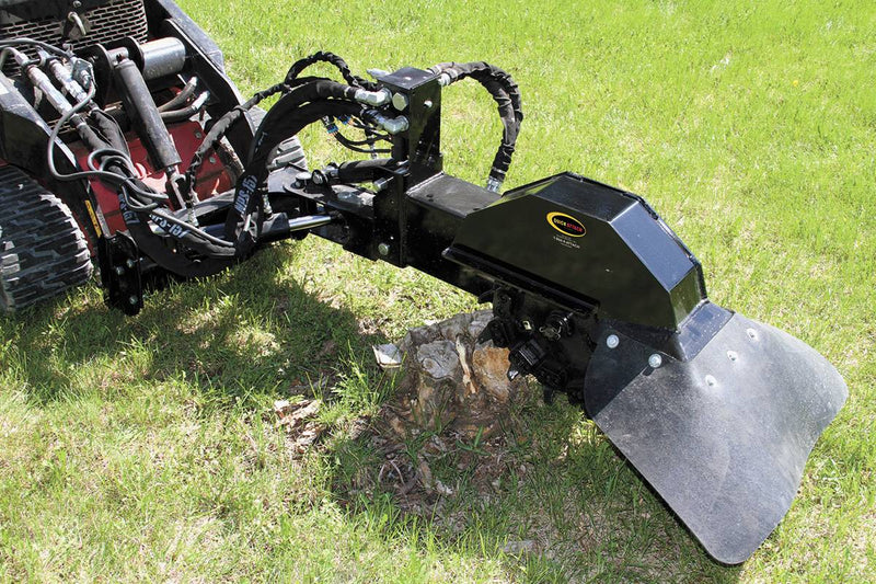 Quick Stump-Away Mini-Commercial Mini Stump Grinder-Starting @ $221/Month