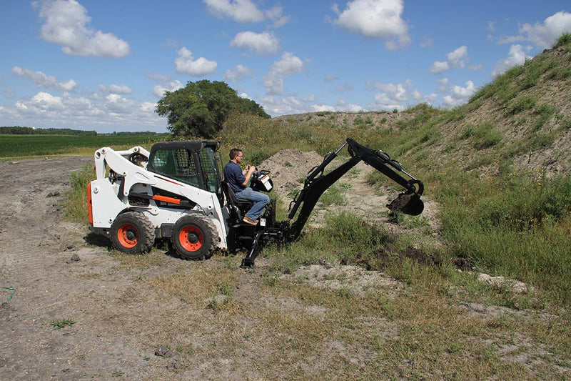 Quick Xcavator Backhoe-Starting @ $437/Month