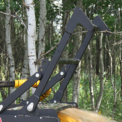 Quick Mulch-Industrial Forestry Mulcher-Starting @ $1249/Month
