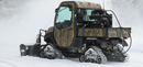 Quick Snow Away UTV-UTV Hydraulic Snowblower