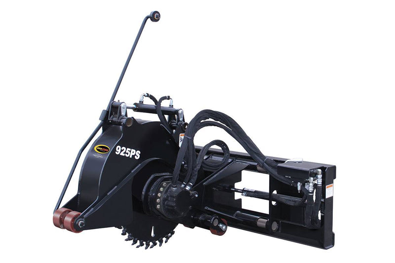 Razor Tooth Pavement Saw