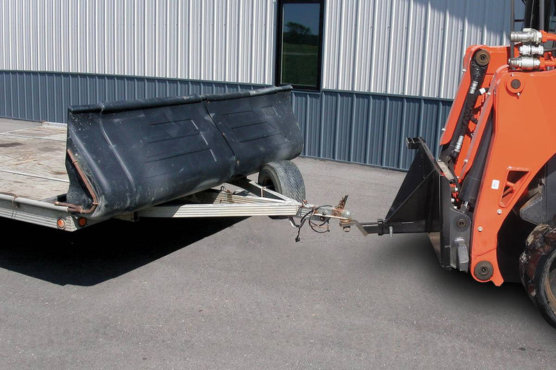 Can handle trailers up to 12,000 lbs.