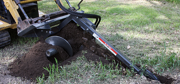 Trench-It™ Mini-Industrial Mini Trencher-Starting @$225/month