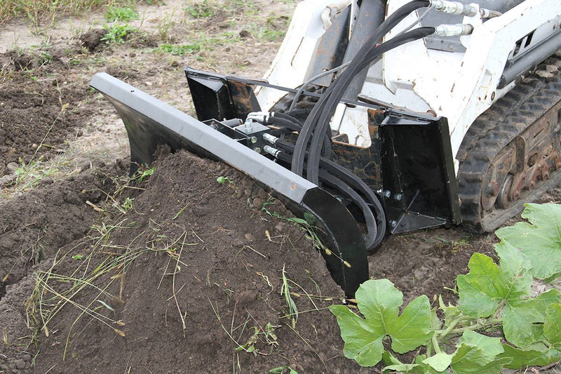Turn your mini skid steer into a high performance grading machine