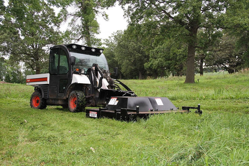 Brush Buster Max - Commercial High Flow Dual Rotary Brush Mower-Starting @ $350/Month