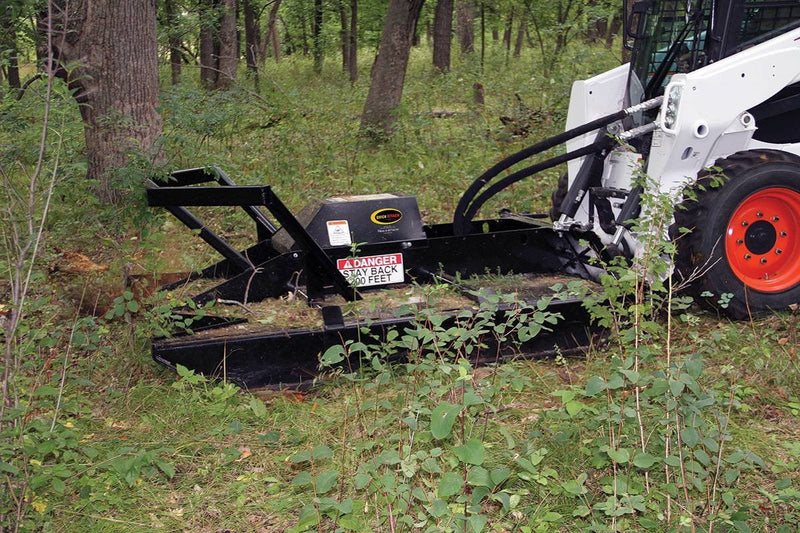 EZ Mow HD - Industrial Standard Flow Direct-Drive Brush Mower