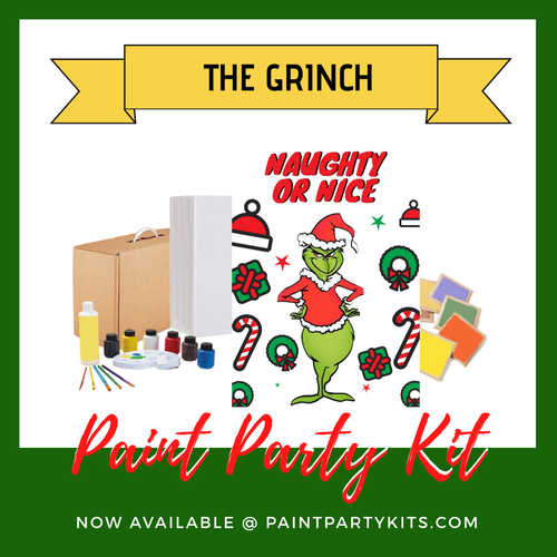 The Grinch Party Kit