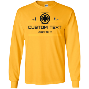 Fishing Reel Outfitter Custom LS Tee