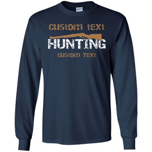 Outfitter Custom Lever Rifle LS Tee