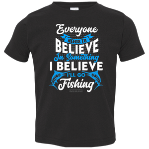 Toddler Believe T-Shirt