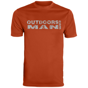 OUTDOORSMAN Faded Wicking SS Tee