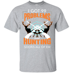 Kids 99 Problems T-Shirt