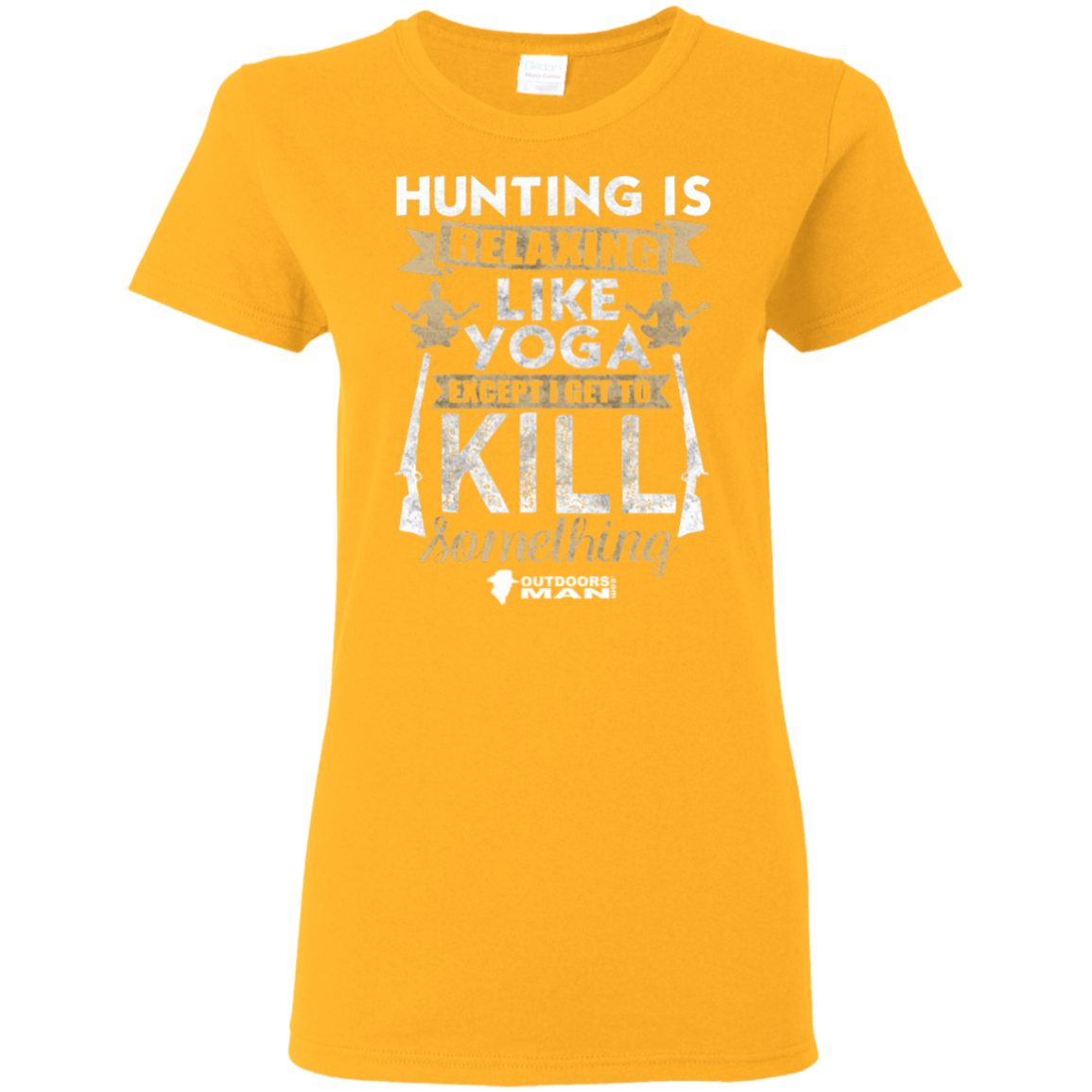 Ladies Yoga Tshirt