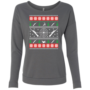OUTDOORSMAN® Christmas Womens Sweatshirt