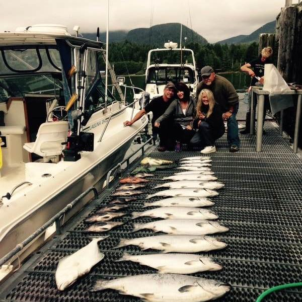 $2000 Fishing Trip Canada for 2