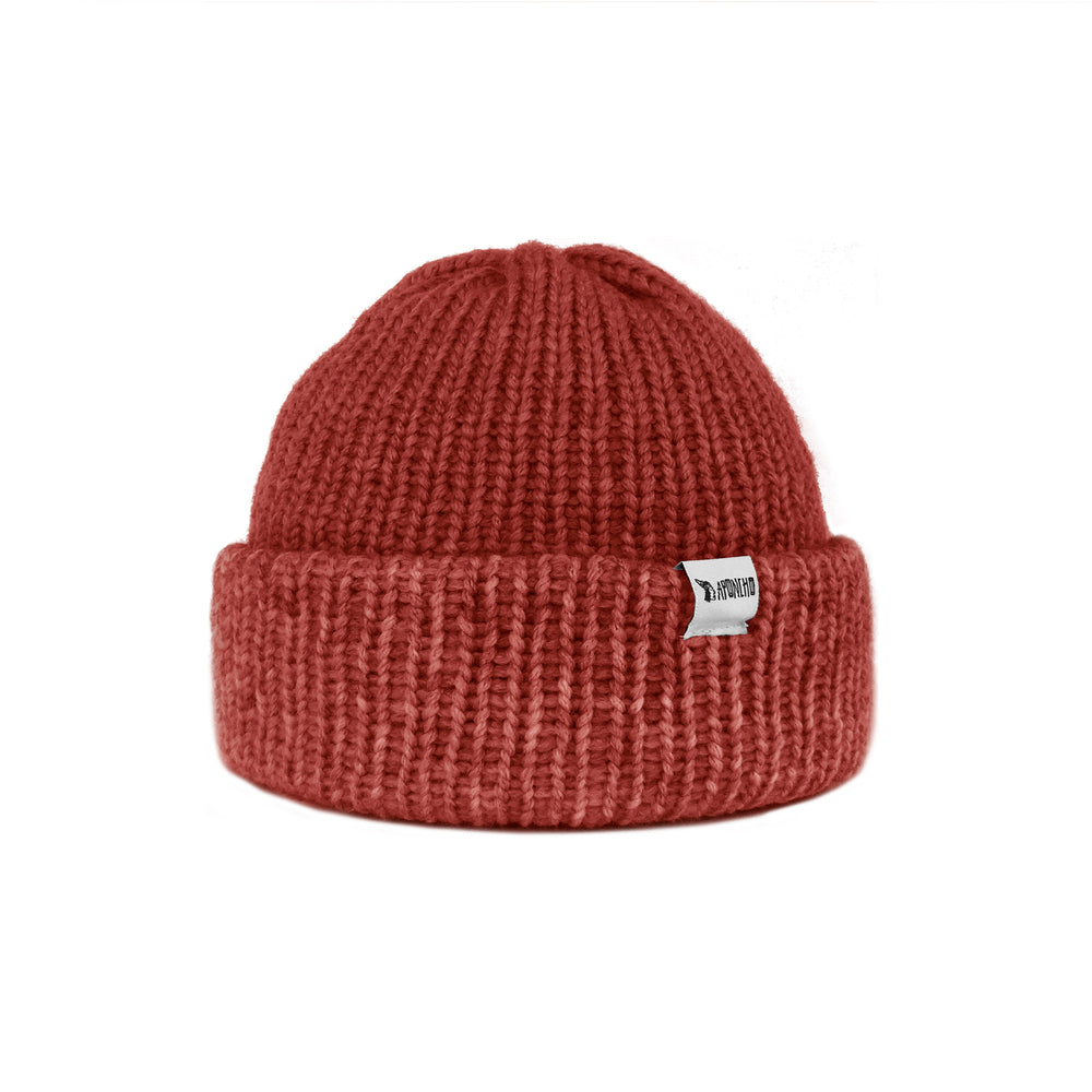 Beanie Light Red