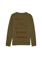 Aponcho Sweater Green