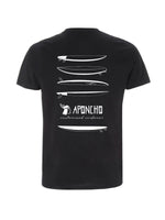 Aponcho Shirt Black