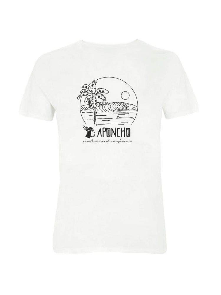 Aponcho Shirt Off White