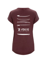 Aponcho Shirt Red