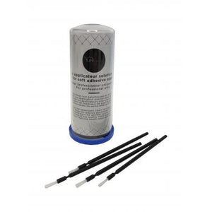 BRUSHES FOR SOFT ADHESIVE (10 ML.) APPLICATION (100 PCS.)