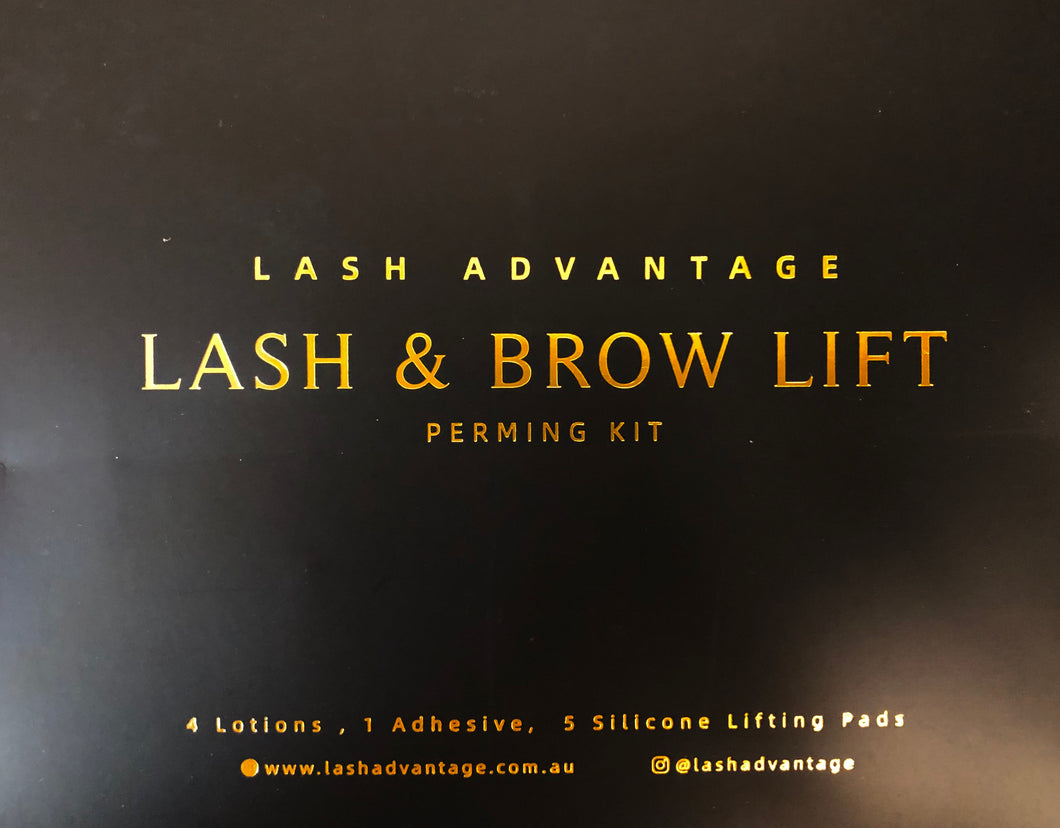 LA Lash Lift & Brow Lamination Kit