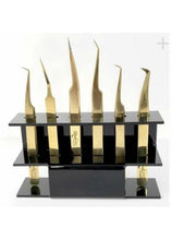 Load image into Gallery viewer, Eyelash Extension Tweezer Display Stand / Holder