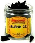 Blend 22 - 100 Wildberry Incense Cones