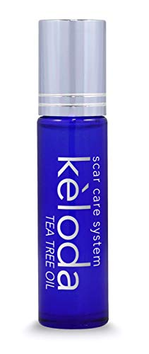 Keloda Scar And Keloid Massager With Tea Tree Essential Oil In Therapeutic  Grade Blend Of Anti-Scar Cocoa &Amp