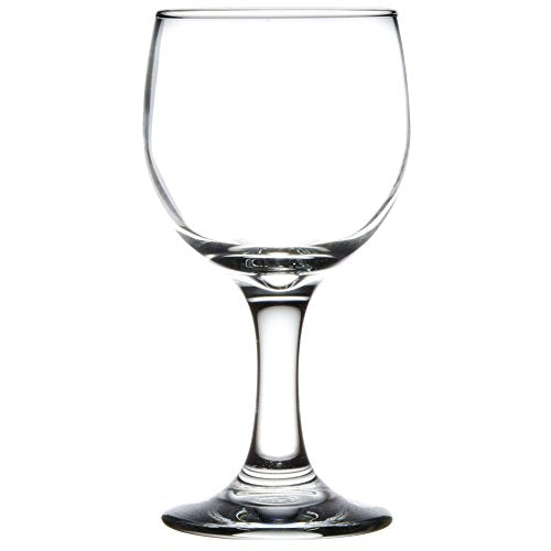 Libbey 3769 Embassy 6.5 Oz Wine Glass, Set Of 6 W/Bonus Fdl Picks