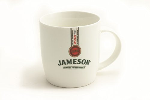 Jameson Red Label Whiskey Mug By Shannonbridge Pottery