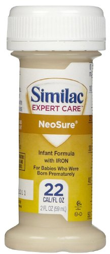 Similac Expertcare Neosure, Ready To Feed 48 Bottles Of 2Fl Oz