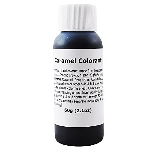 Caramel Colorant - 2.1Oz / 60G