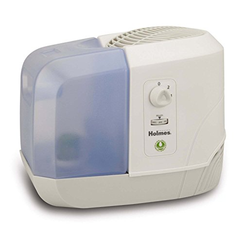 New Holmes Hm1300 2 Speed Cool Mist Humidifier 1 Gallon Tank Antimicrobial