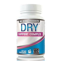 Nuderm Dry Hyperhidrosis Treatment Pills Stop Sweating, Sweaty Hands Sweaty Feet Night Sweats Sweaty Underarms Naturally Proven Antiperspirant Vitamins Treats Hyperhidrosis