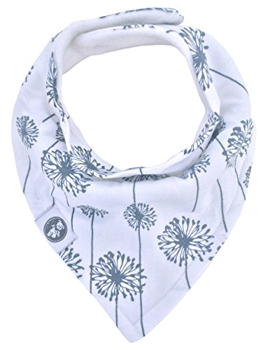 Baby Bandana Drool Bibs For Girls  Absorbent Cotton Baby Gift Set By Mumby
