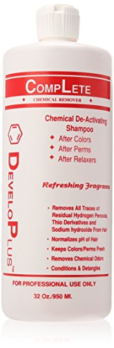 Developlus Complete Shampoo 32 Oz