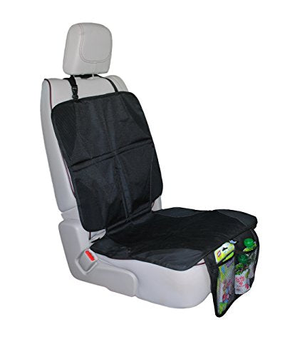 Mighty Clean Baby Car Seat Protector - Cover Pad That Protects Your Vehicle From Child And Infant Car Seats, Mess, And Pets