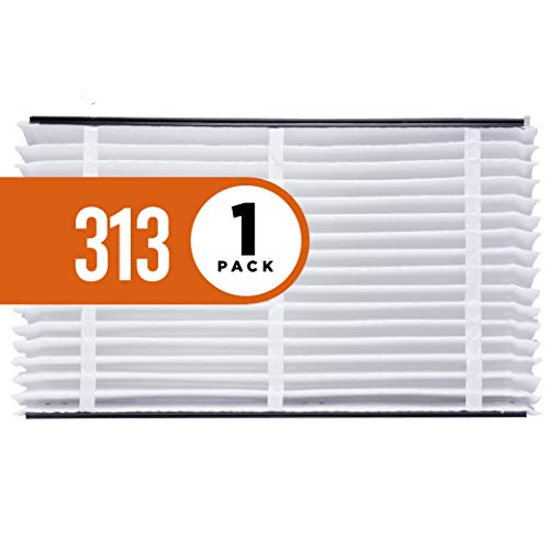 Aprilaire 313 Air Filter For Aprilaire Whole Home Air Purifiers, Merv 13