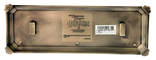 Wizarding World Of Harry Potter Double Wand Stand W/ Logo Metal