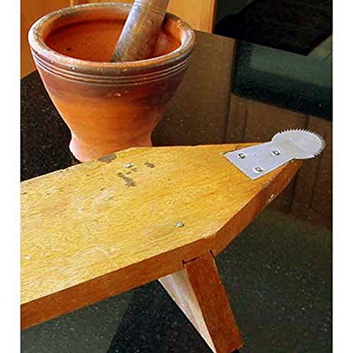 Thai Coconut Grater Wood Stool For Shredding Coconut |