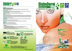 Medicated Urea Cream (Diabederm 10% X 1.2 Oz.) The Best To Promote Hydration, Treat And Prevent Dry Skin And Effective For The Treatment Of Ichthyosis And Hyperkeratotic Skin Disorder