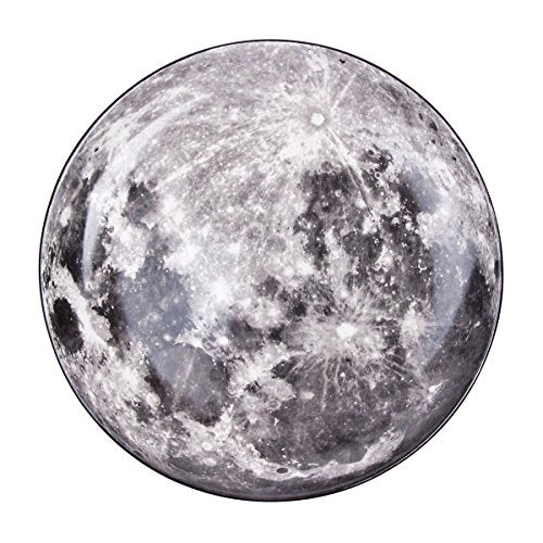 Diesel With Seletti Cosmic Diner - Plate 30 Moon Multicolor - Moon